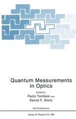 Quantum Measurements in Optics