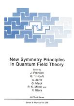 New Symmetry Principles in Quantum Field Theory