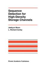 Sequence Detection for High-Density Storage Channels