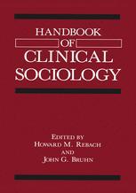 Handbook of Clinical Sociology