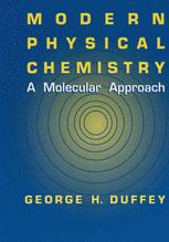 Modern Physical Chemistry