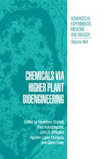 Chemicals via Higher Plant Bioengineering