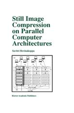 Still Image Compression on Parallel Computer Architectures