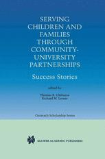 Serving Children and Families Through Community-University Partnerships