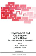 Development and Organization of the Retina