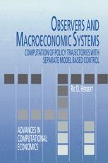 Observers and Macroeconomic Systems
