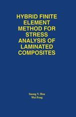 Hybrid Finite Element Method for Stress Analysis of Laminated Composites