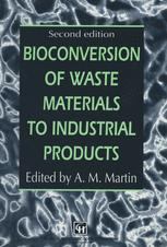 Bioconversion of Waste Materials to Industrial Products