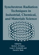 Synchrotron Radiation Techniques in Industrial, Chemical, and Materials Science