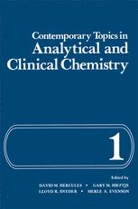 Contemporary Topics in Analytical and Clinical Chemistry