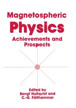 Magnetospheric Physics