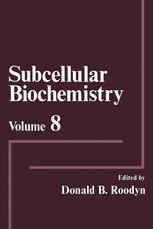 Subcellular Biochemistry