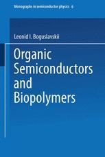 Organic Semiconductors and Biopolymers