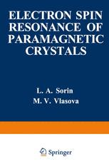 Electron Spin Resonance of Paramagnetic Crystals