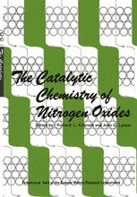 The Catalytic Chemistry of Nitrogen Oxides