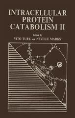 Intracellular Protein Catabolism II
