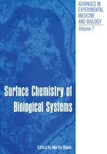 Surface Chemistry of Biological Systems