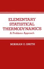Elementary Statistical Thermodynamics