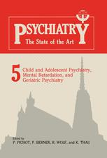 Child and Adolescent Psychiatry, Mental Retardation, and Geriatric Psychiatry