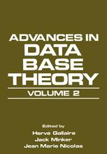 Advances in Data Base Theory