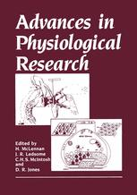 Advances in Physiological Research