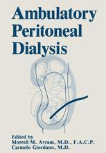 Ambulatory Peritoneal Dialysis
