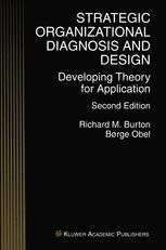 Strategic Organizational Diagnosis and Design