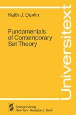 Fundamentals of Contemporary Set Theory