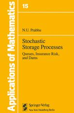 Stochastic Storage Processes