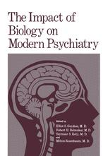 The Impact of Biology on Modern Psychiatry