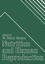 Nutrition and Human Reproduction