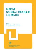 Marine Natural Products Chemistry