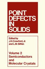 Point Defects in Solids