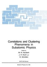 Correlations and Clustering Phenomena in Subatomic Physics