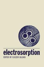 Electrosorption