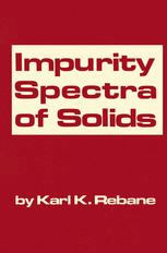 Impurity Spectra of Solids
