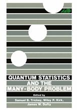 Quantum Statistics and the Many-Body Problem