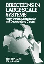 Directions in Large-Scale Systems