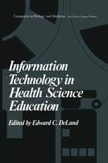 Information Technology in Health Science Education