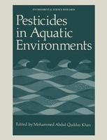 Pesticides in Aquatic Environments