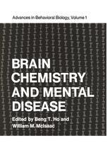 Brain Chemistry and Mental Disease