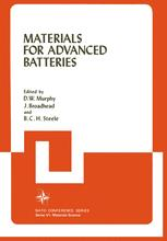 Materials for Advanced Batteries