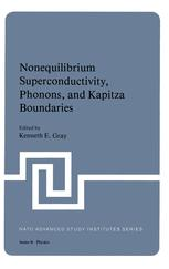 Nonequilibrium Superconductivity, Phonons, and Kapitza Boundaries
