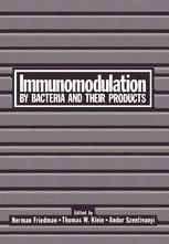 Immunomodulation by Bacteria and Their Products