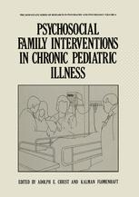 Psychosocial Family Interventions in Chronic Pediatric Illness