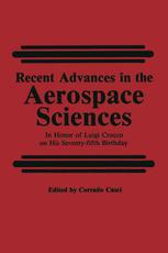 Recent Advances in the Aerospace Sciences