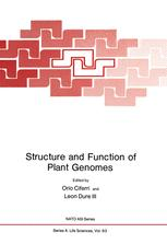 Structure and Function of Plant Genomes