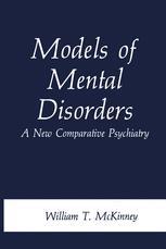 Models of Mental Disorders