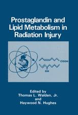 Prostaglandin and Lipid Metabolism in Radiation Injury