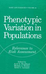Phenotypic Variation in Populations